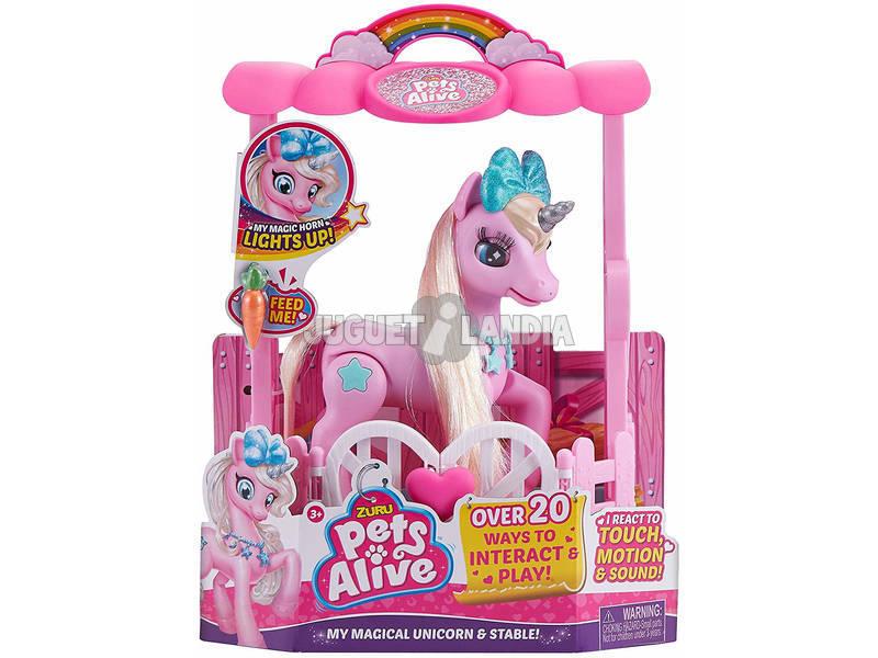 Pets Alive Unicorno con Movimento Zuru 11008281