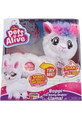 Pets Alive Llama con Movimiento Zuru 11009222