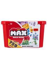 Max Build More Scatola 759 Pezzi da Costruzione Zuru 11007982