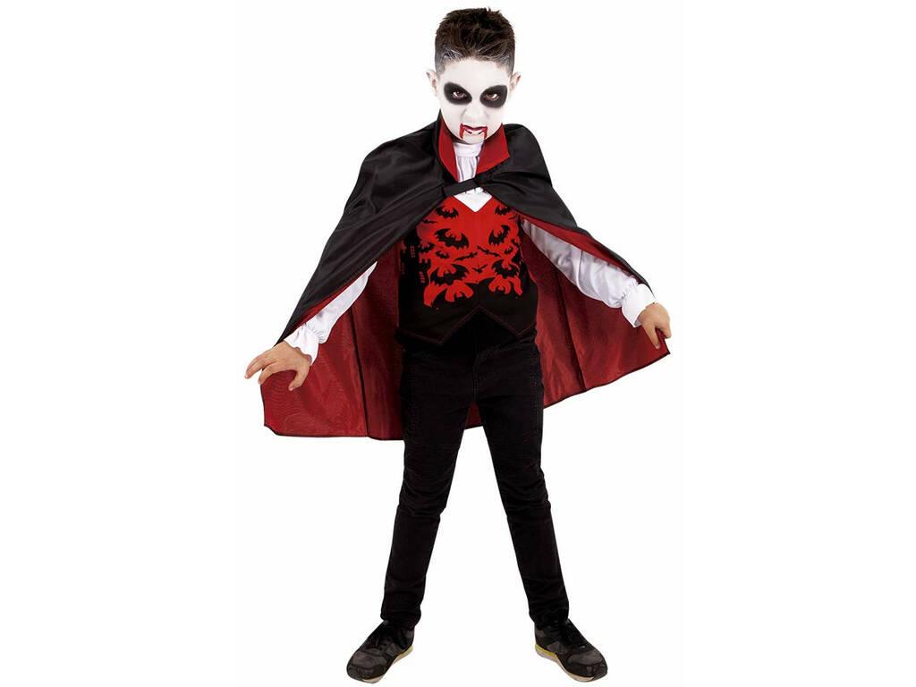 Disfraz Niño Vampirito Talla S Rubies S8515-S