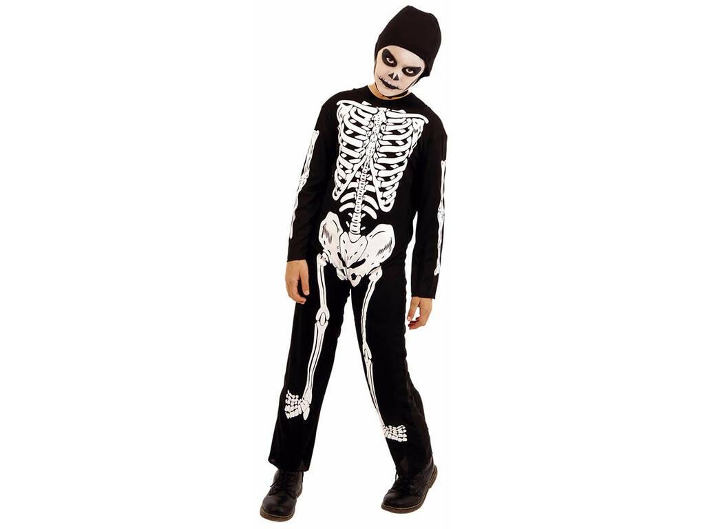 Costume Bimbo Skelito M Rubies S8516-M
