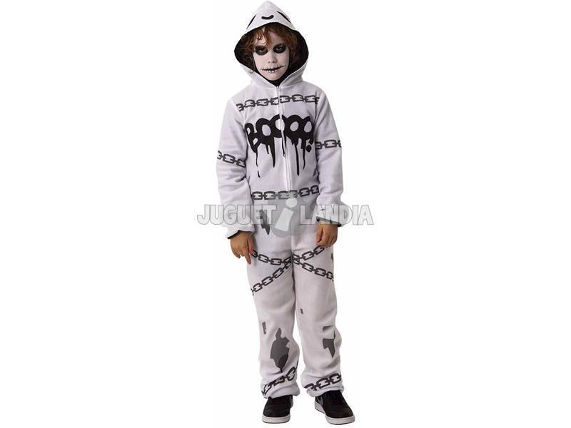 Disfarce Infantil Ghost Tamanho L Rubies S8532-L