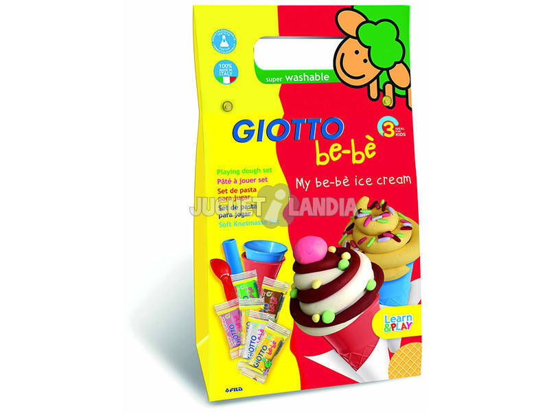Giotto Bebè Set Ice Cream Fila F470000