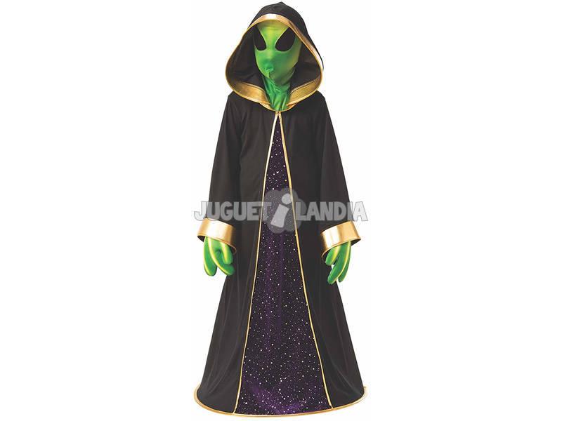 Disfarce Alienígena Tamanho M Rubies 700922-M
