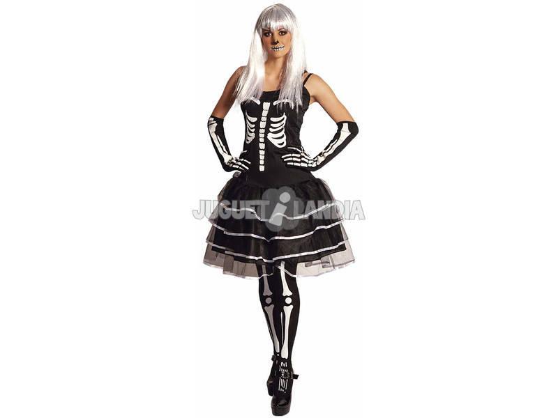 Disfarce Mulher Skelita Rubies S8367