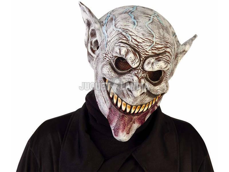 Maschera Nosferatu Latex Rubies S5154