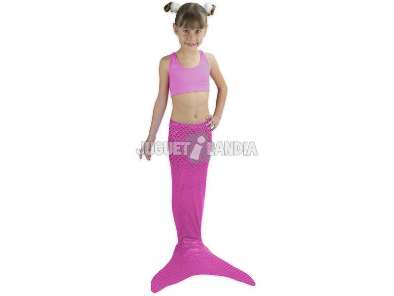 Coda da Sirena Rosa 3-6 anni Saica 3900
