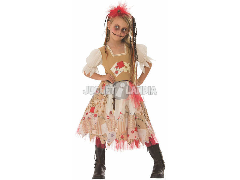 Déguisement Fille Vaudou Girl Taille S Rubies 641246-S