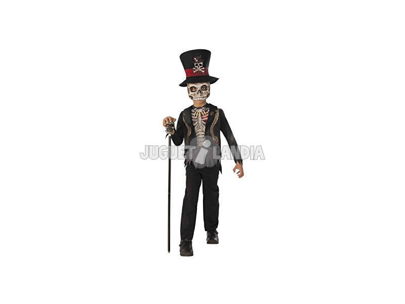 Disfarce Menino Voodoo Boy Tamanho S Rubies 700468-S