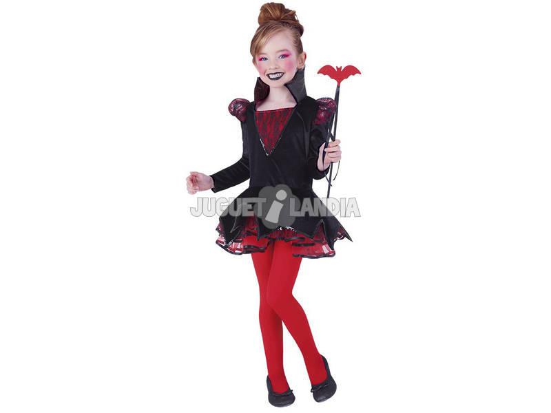 Disfraz Niña Vampiresa Traviesa Talla L Rubies S8414-L