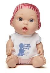 Poupée Baby Chauve Vicky Martín Berrocal Juegaterapia 142
