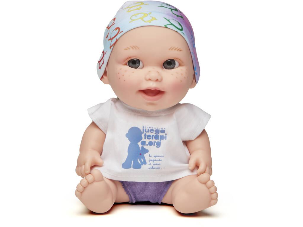 Boneco Baby Careca Ricky Martin Juegaterapia 151