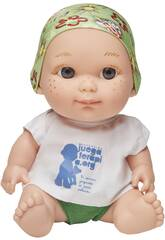 Muñeco Baby Pelón Elsa Pataky Juegaterapia 152
