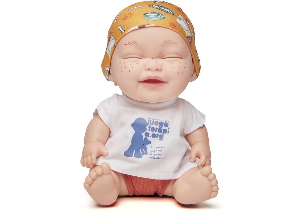 Teresa Pupazzo Baby pelón Juegaterapia 178