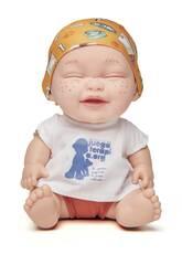 Muñeco Baby Pelón Teresa Juegaterapia 178