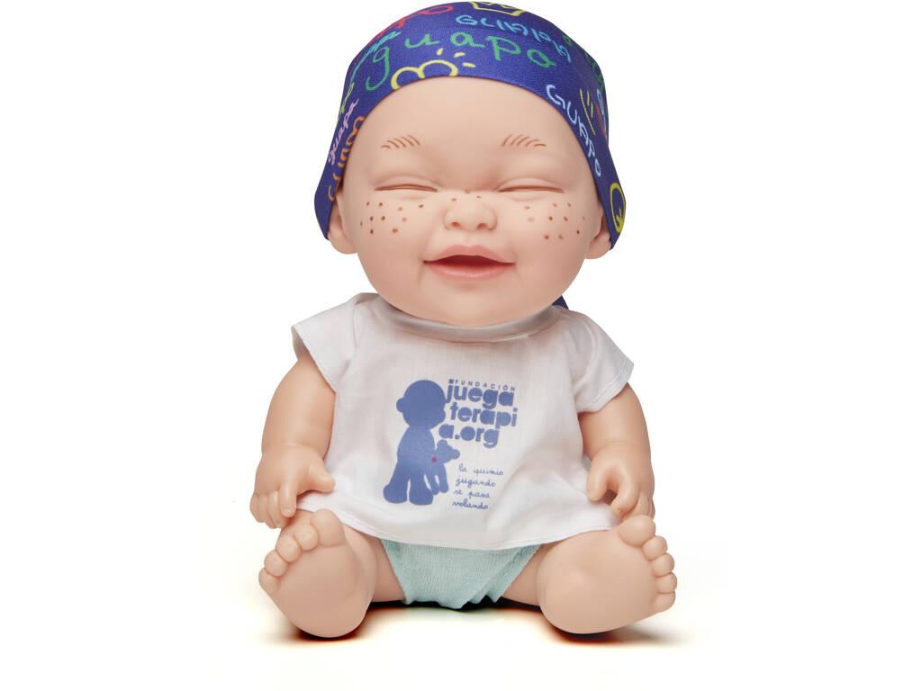 Boneco Baby Careca Alejandro Sanz Juegaterapia 147