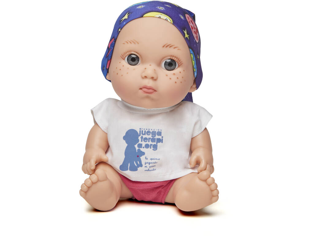 Boneca Baby Careca Paula Echevarría Juegaterapia 149