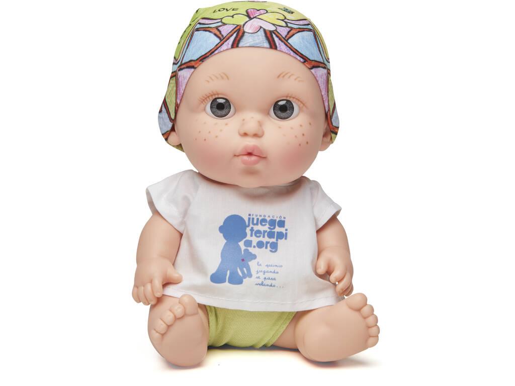 Boneca Baby Careca Laura Pausini Juegaterapia 180
