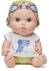 Poupée Baby Chauve Laura Pausini Juegaterapia 180