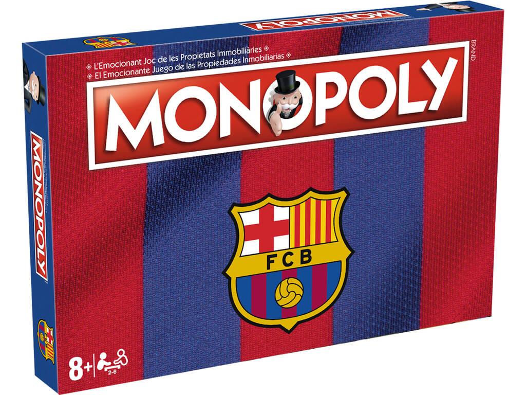 Monopoly FC Barcelona Eleven Force 10537