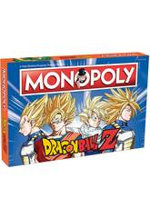 Monopoly Dragon Ball Z Eleven Force 63683