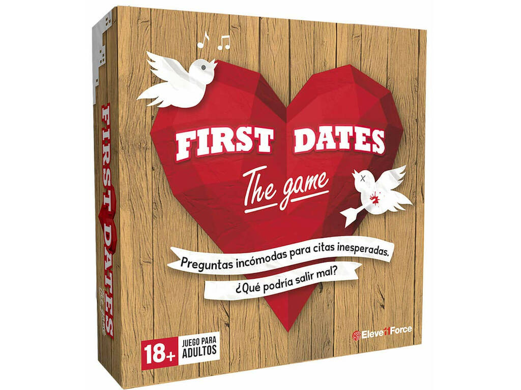 Juego First Dates Eleven Force 12197