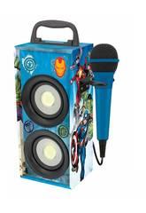 Avengers Mini Stereo Bluetooth con Microfono Lexibook BTP155AVZ