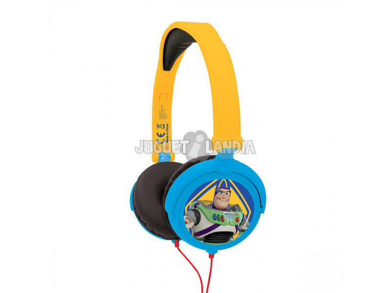 Toy Story Cuffie Stereo Lexibook HP015TS