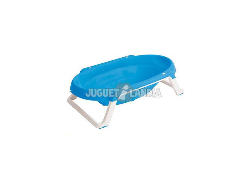 Banheira Dobrável Compact Blue Olmitos 8020