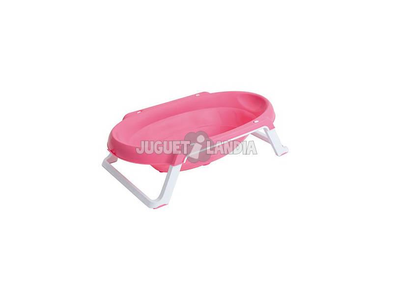 Bañera Plegable Compact Pink Olmitos 8021