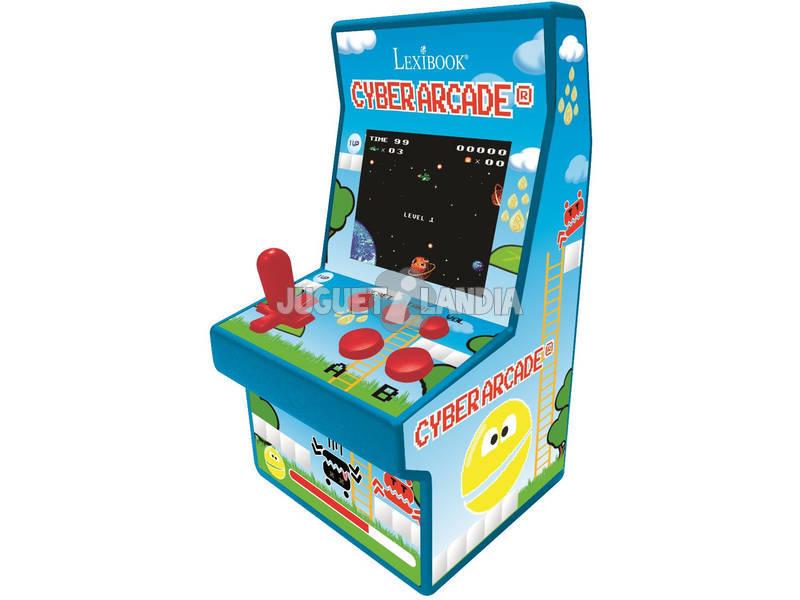 Console Cyber Arcade Compacte 200 Jéux Vidéo Lexibook JL2940