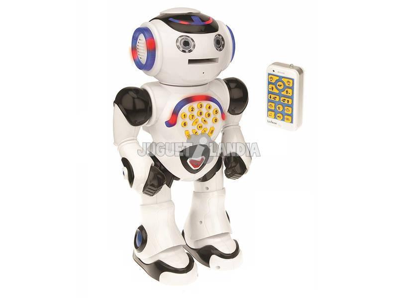 Robot Powerman Entretenimiento Educativo Lexibook ROB50ES