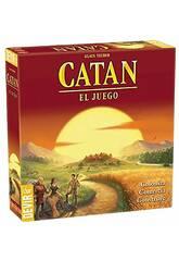 Juego De Mesa Catán El Juego Devir BGCATAN