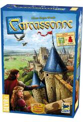 Jeu de Société Carcassonne Devir BGCARCAS2