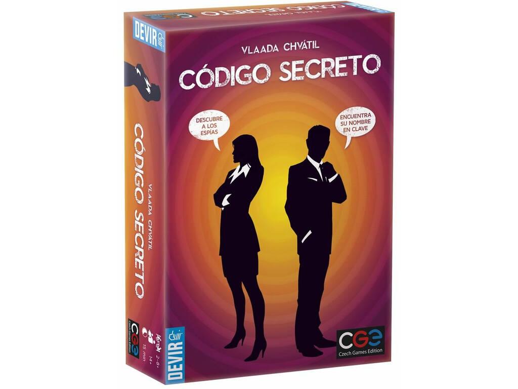 """Gioco da tavola """"Código secreto Devir BGCOSE"""
