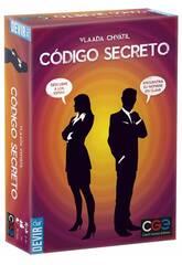 Jeu De Société Code Secret Devir BGCOSE