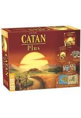 Catan Plus, Set di Tavolo Devir BGCATPLUS