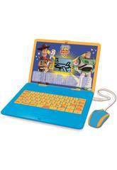 Toy Story 4 Ordinateur Portable Bilingue Éducatif Lexibook JC595TSi2
