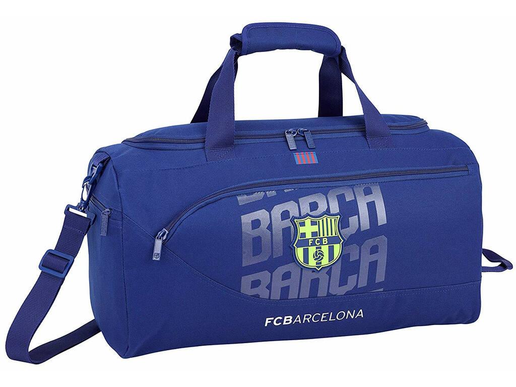 Saco de Desporto F.C. Barcelona 50 cm. 2ª Equipamento 18- 19 Safta 711826553