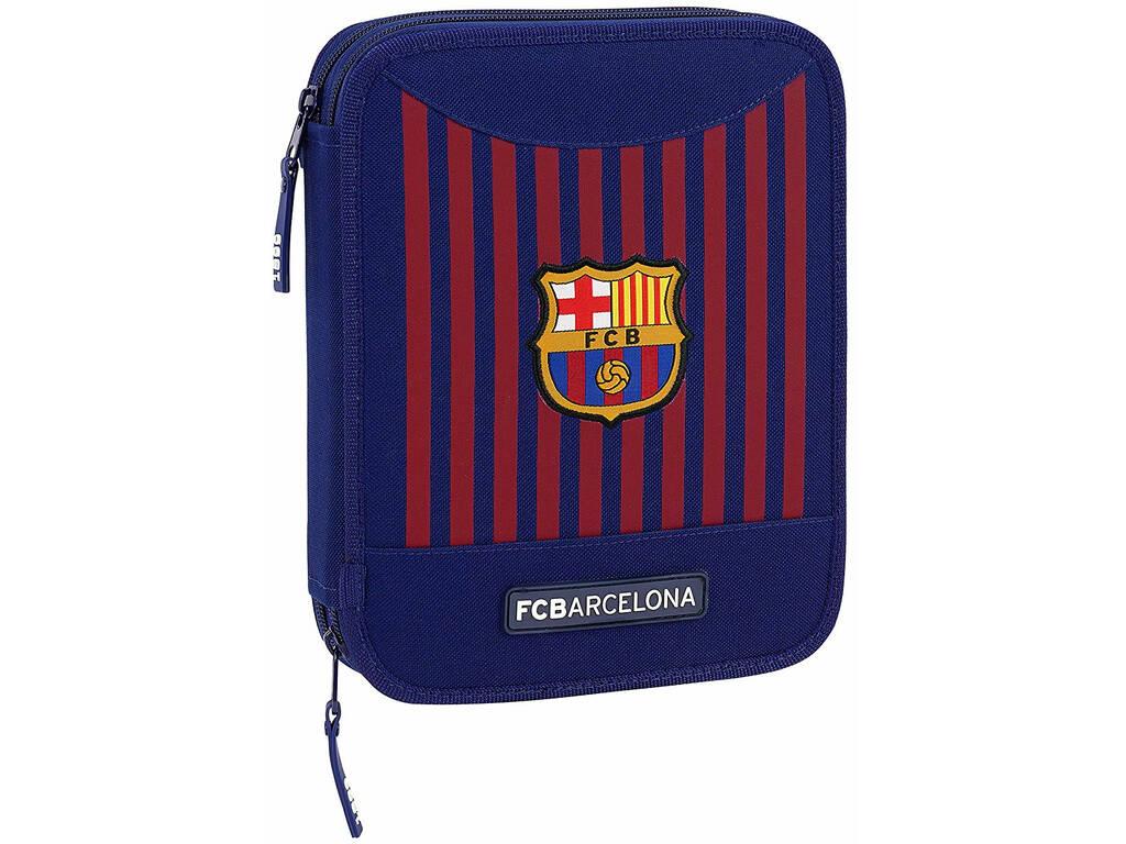 Trousse Double 56 pièces F.C. Barcelone Safta 411829056