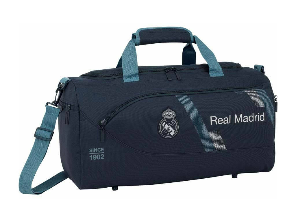 Real Madrid Bolsa Deporte Dark Grey Safta 711834553