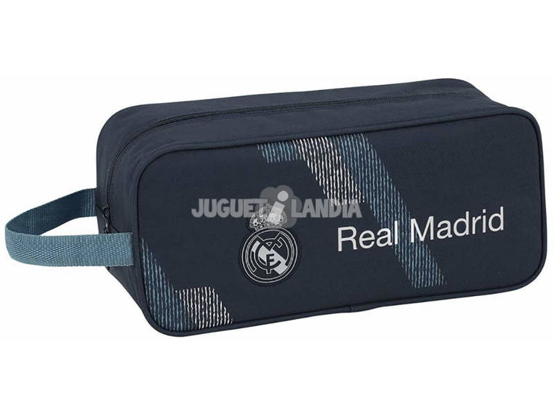 Portascarpe Real Madrid Dark Grey Safta 811834194