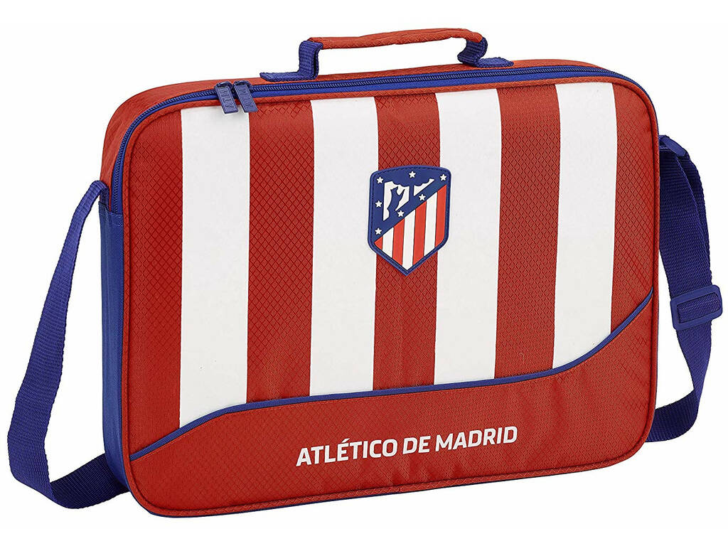 Atletico de Madrid Cartera Extraescolares Safta 611845385