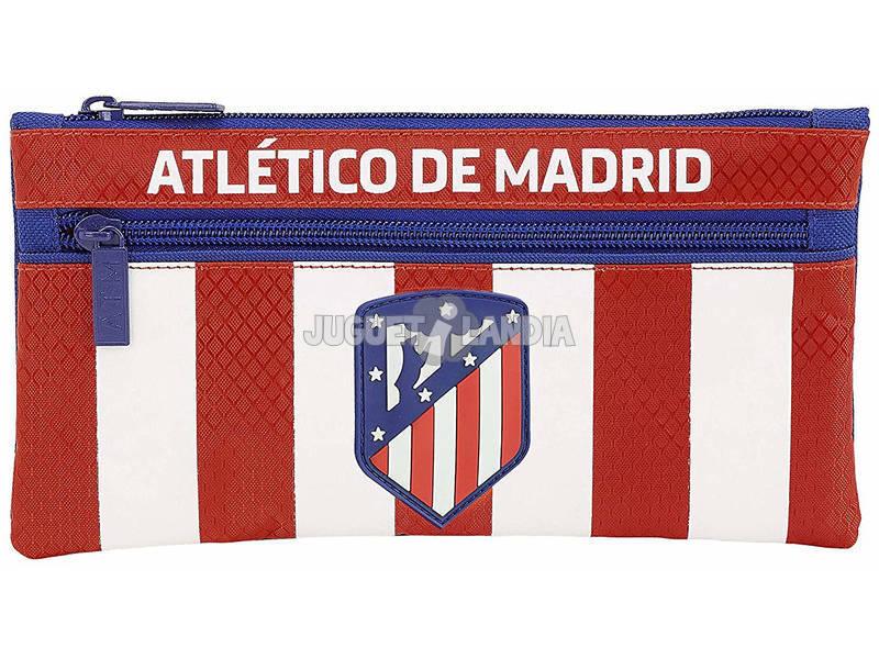 Atlético de Madrid Portatodo Dos Cremalleras Safta 811845029
