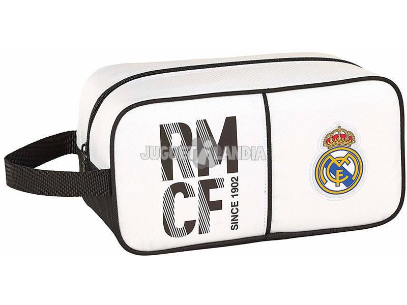 Zapatillero Mediano Real Madrid 1ª Equipación Safta 811854682