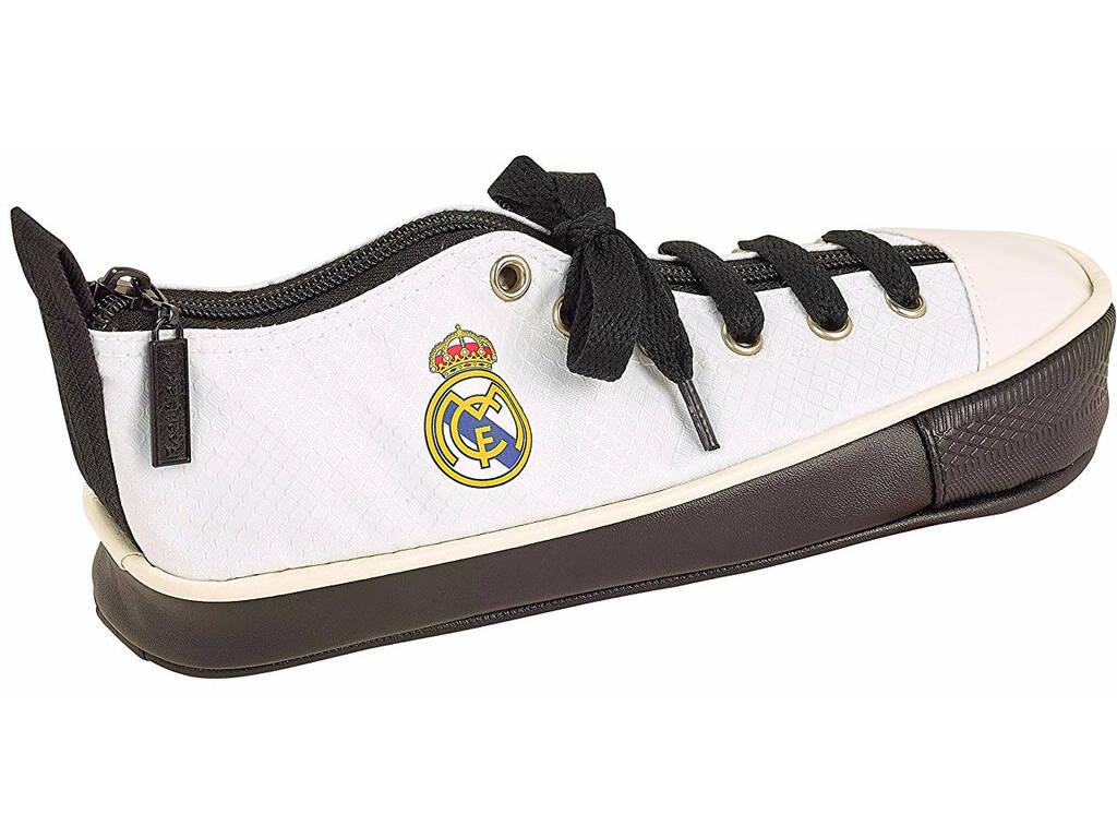 Estuche Zapatilla Real Madrid Safta 811854830