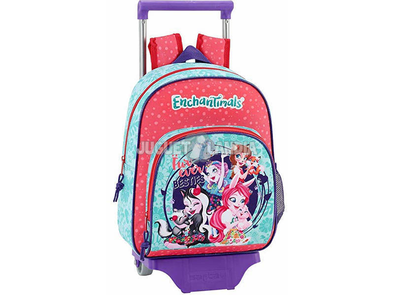 Mochila con Carro 705 Enchantimals Safta 611839020