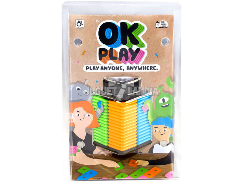 Ok Play Mercurio BP0001