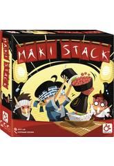 Jeu de Société Maki Stack Mercurio BO0008