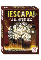 Tischspiel ¡Escapa! Londres Destination Mercurio DV0002